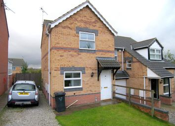 Thumbnail 2 bed town house to rent in Park Lane, Pinxton, Nottingham