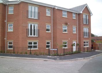 Thumbnail 2 bed flat to rent in The Rides, Haydock, St.Helens
