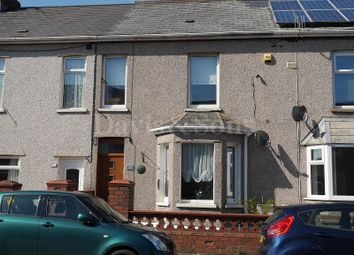 Thumbnail 3 bedroom terraced house for sale in Cromwell Road, Risca, Newport.