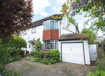 Thumbnail 4 bed semi-detached house for sale in Morford Way, Ruislip