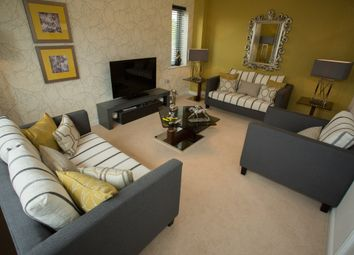 Thumbnail 4 bed detached house for sale in The Stoneyford, Pontefract Road, Knottingley, West Yorkshire