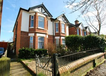 Thumbnail 1 bed flat for sale in Edgehill Road, Winton, Bournemouth