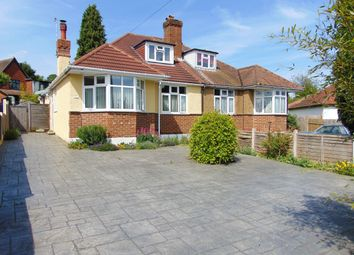 Thumbnail 3 bed semi-detached bungalow for sale in Langley Road, South Croydon