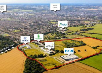 Thumbnail Industrial for sale in Great Marlings, Luton