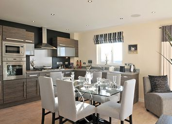 """Thumbnail 5 bedroom detached house for sale in """"Kilnfield"""" at Dalry Road, Stewarton, Kilmarnock"""
