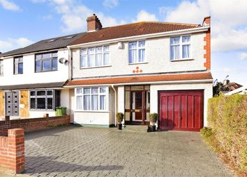Thumbnail 5 bed semi-detached house for sale in Maxwell Road, Welling, Kent