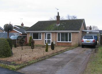 Thumbnail 3 bedroom bungalow to rent in Oakfield, Saxilby
