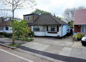 Thumbnail 2 bed bungalow for sale in Grants Close, London