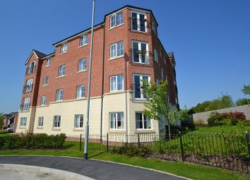 Thumbnail 2 bed flat for sale in Waggon Road, New Forest Village, Leeds