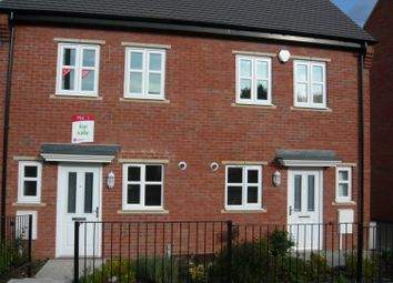 Thumbnail 3 bed semi-detached house to rent in South Lodge Mews, Salisbury Drive, Midway, Swadlincote