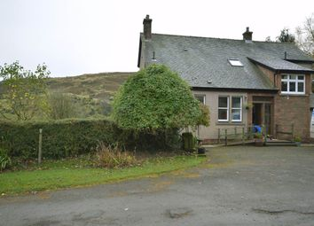 Thumbnail 5 bed detached house to rent in Balwhyme Farmhouse, Alyth, Blairgowrie