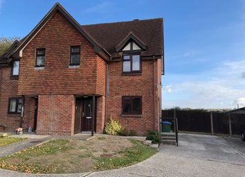 Thumbnail 2 bed semi-detached house for sale in East Street, Amberley, Arundel
