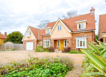 Thumbnail 4 bed detached house for sale in Colchester Road, St Osyth