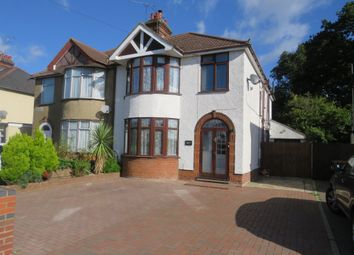 Thumbnail 3 bed detached house for sale in Colchester Road, Ipswich