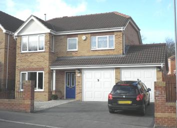 Thumbnail 4 bed detached house for sale in Tuscany Gardens, Barnsley