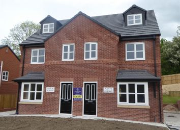 Thumbnail 4 bed semi-detached house for sale in Nant Court, Brymbo, Wrexham