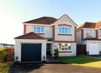 Thumbnail 4 bed detached house for sale in Eardley Crescent, Dunfermline