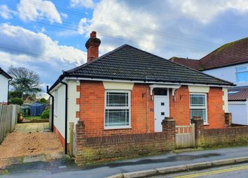 Thumbnail 2 bed detached bungalow for sale in Lower Church Road, Fareham