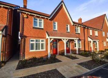 Thumbnail 3 bedroom semi-detached house for sale in Mackay Crescent, Tadpole Garden Village, Swindon