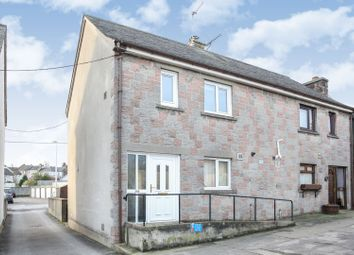 Thumbnail 2 bed semi-detached house for sale in Fife Street, Dufftown, Keith