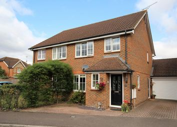 Thumbnail 3 bed semi-detached house for sale in Vale View, Charvil, Reading