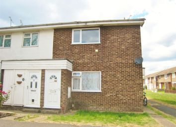 Thumbnail 1 bed flat to rent in Hilton Road, Canvey Island