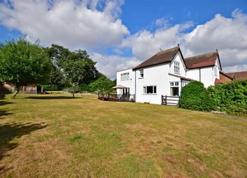 Thumbnail 4 bedroom detached house for sale in Pescot Avenue, New Barn, Longfield, Kent