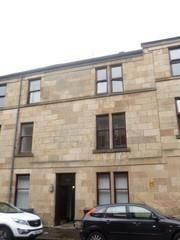 Thumbnail 1 bedroom flat to rent in Barnes Street, Barrhead, Glasgow