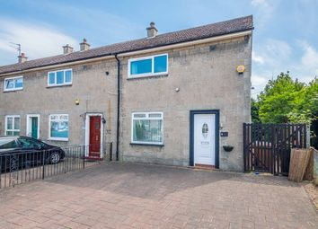 Thumbnail 2 bed terraced house for sale in Wester Drylaw Drive, Wester Drylaw, Edinburgh