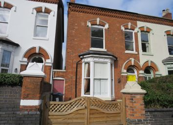 Thumbnail 5 bed semi-detached house for sale in Harborne Road, Edgbaston, Birmingham