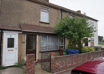 Thumbnail 3 bed terraced house to rent in Maple Road, Grays