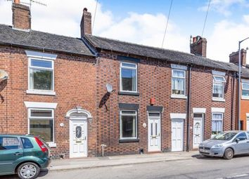 Thumbnail 2 bed terraced house for sale in Newcastle Street, Silverdale, Newcastle Under Lyme, Staffs