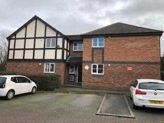 Thumbnail 1 bedroom flat to rent in Greenfinch Court, Herons Reach, Blackpool