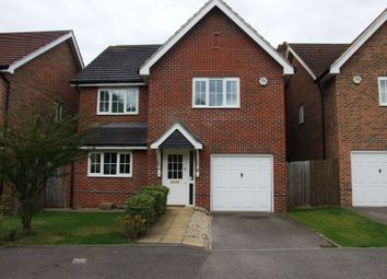 Thumbnail 4 bed detached house to rent in Pipistrelle Way, Charvil, Reading