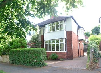 Thumbnail 2 bed semi-detached house to rent in Castle Grove Avenue, Far Headingley, Leeds
