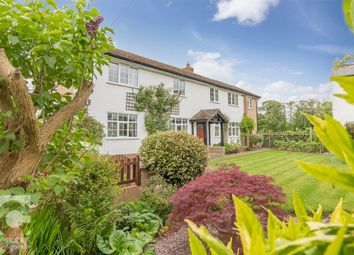 Thumbnail 4 bed detached house to rent in Old Hall Close, Puddington, Neston, Cheshire
