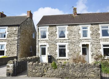 Thumbnail 3 bed end terrace house for sale in Fosseway, Midsomer Norton, Radstock, Somerset