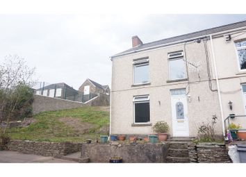 Thumbnail 3 bedroom semi-detached house for sale in Leyshon Road, Pontardawe