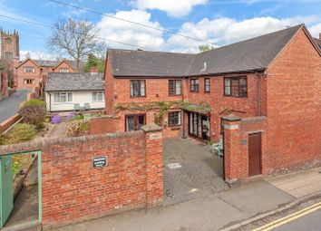 Thumbnail 4 bed detached house for sale in Brand Lane, Ludlow