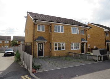 Nelson Road, Rainham RM13. 3 bed semi-detached house