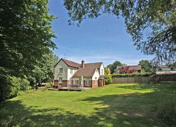 Thumbnail 4 bed detached house for sale in Lavender Lane, Rowledge, Farnham, Surrey