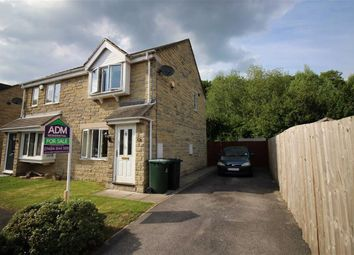 Thumbnail 2 bedroom semi-detached house for sale in Middlemost Close, Birkby, Huddersfield