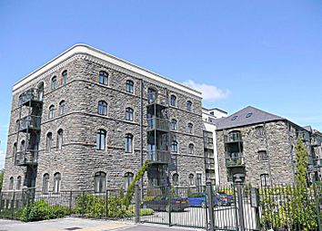 Thumbnail 2 bed flat for sale in Lloyd George Avenue, Cardiff