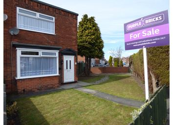 Thumbnail 2 bed semi-detached house for sale in Ormerod Road, Hull