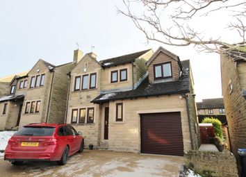 Thumbnail 4 bed detached house for sale in Gill Meadows, Stannington, Sheffield