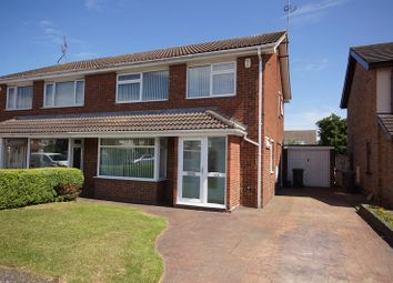 Thumbnail 3 bed semi-detached house for sale in Picasso Way, Shoeburyness, Southend-On-Sea
