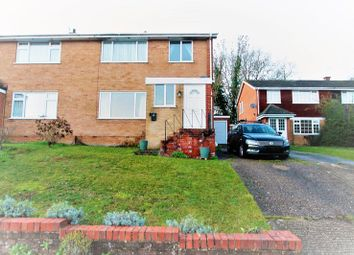 Thumbnail 3 bed semi-detached house to rent in Leas Close, High Wycombe