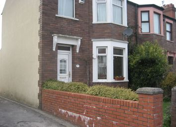 Thumbnail 3 bed end terrace house to rent in Fairwater Grove West, Cardiff