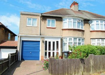 Thumbnail 4 bed semi-detached house for sale in Bush Hill, The Headlands, Northampton