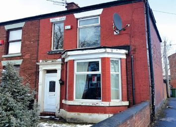 Thumbnail 2 bed end terrace house for sale in Princess Street, Ashton-Under-Lyne